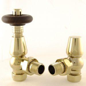 BEN-B Bentley radiator valve brass thermostatic