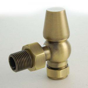 ETO-AG-AB Eton radiator valve antique brass manual 2