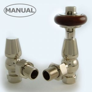 ETO-AG-N Eton radiator valve nickel manual