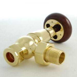 FAR-AG-B faringdon brass radiator valves