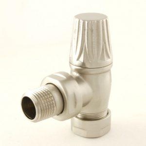 GOTHIC-SN Gothic victorian cast iron radiator valve lockshield