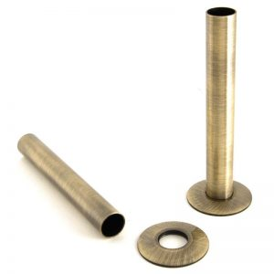 SLEEVE-130-AB radiator pipe sleeve kit antique brass
