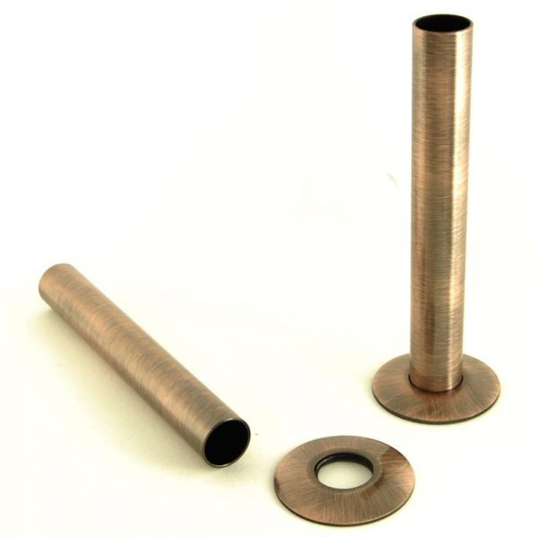 SLEEVE-130-AC radiator pipe sleeve kit antique copper