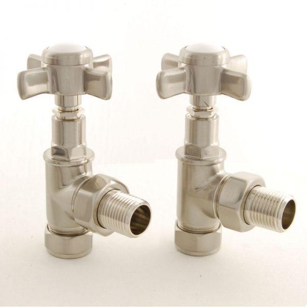 WESTMIN-AG-SN westminster victorian cast iron radiator valve