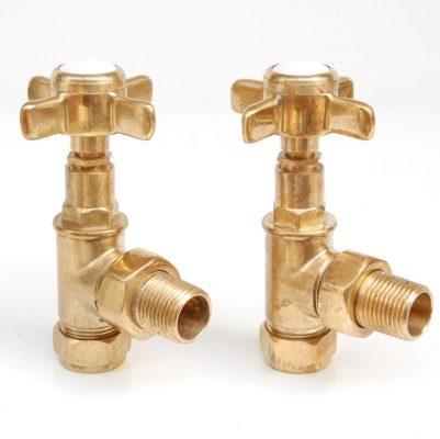 WESTMIN-AG-UB westminster victorian cast iron radiator valve